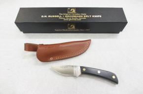 Grohmann R104FS Flat Blade Mini-Skinner