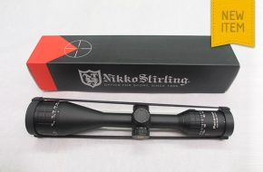 """Nikko Stirling """"Panamax"""" (Firearms Rated)"""