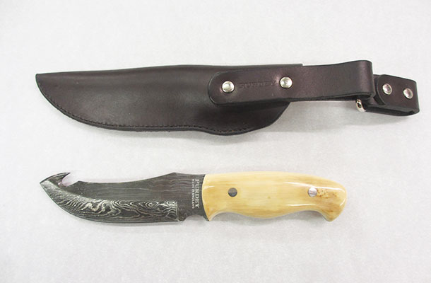 Purdey Knife