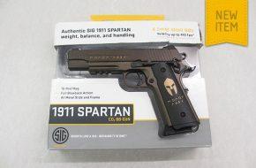 Sig Sauer 1911 Spartan