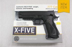 Sig Sauer X5
