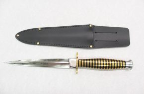 Sheffield Made Commando Knife