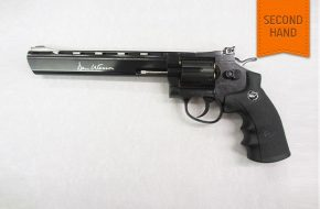 Dan Wesson Eight Inch Barrelled Revolver