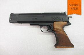 Weihrauch Recoilless Pistol