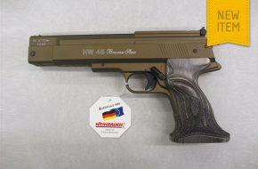Weihrauch HW45 Bronze Star