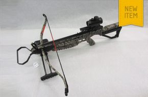"Camouflage ""Panther"" Recurve Crossbow"