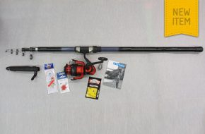 Telescopic Rod - 3.6m