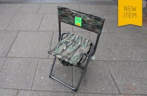 Folding Chair With Bag
