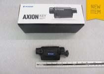 """Pulsar Axion """"Key"""" Thermal Monocular"""