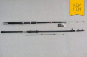 2.1 Metre Telescopic Boat Rods